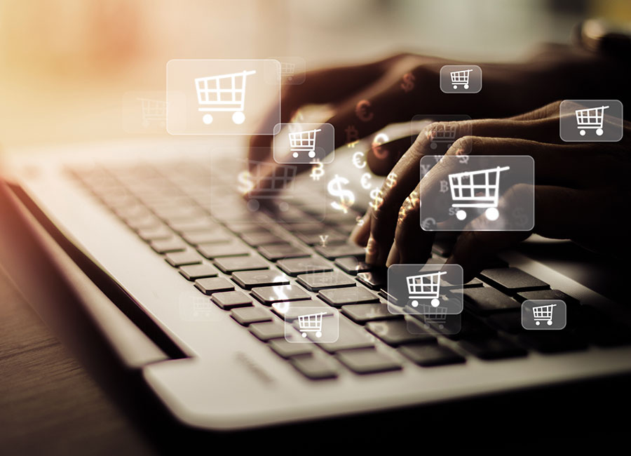 E-tailers personalize their customer experience